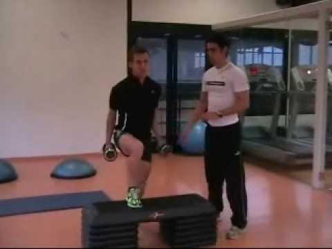 Video – Entrenamiento de Fuerza básica y flexibilidad para corredores de medio fondo.