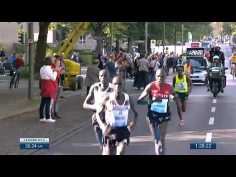 Video completo del Maratón de Berlin, record mundial de Dennis Kimetto 2:02:57