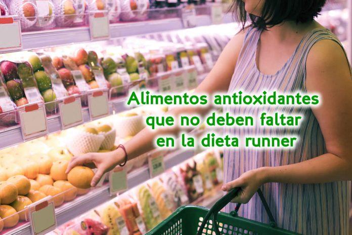 Alimentos antioxidantes que no deben faltar en la dieta runner