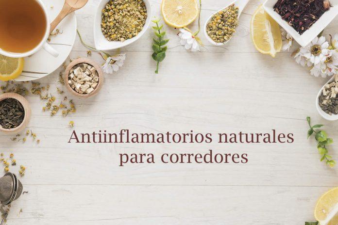 Antiinflamatorios naturales para corredores