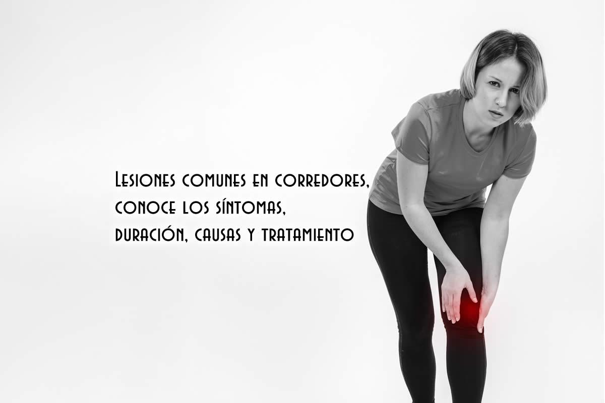 Lesiones comunes en corredores,