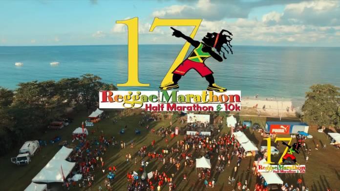 Reggea Marathon en Jamaica