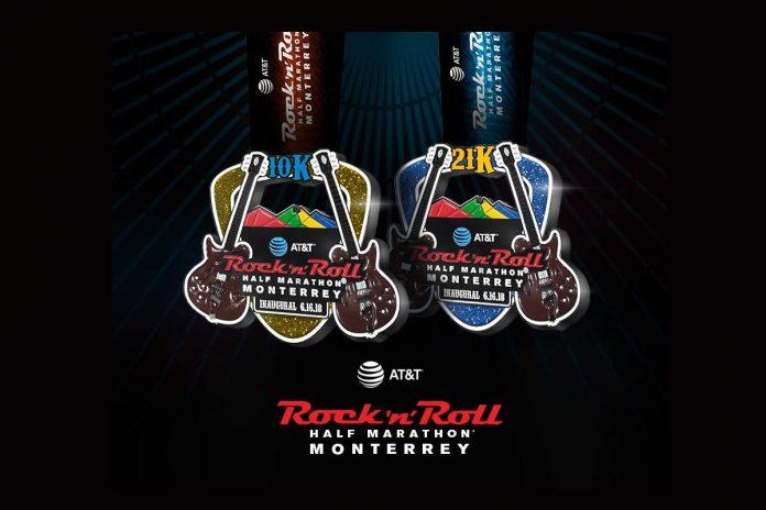 rutas AT&T Rock 'n' Roll Half Marathon Monterrey