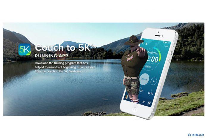 couch to 5k aplicación