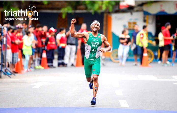 crisanto grajales Campeonato Panamericano de Triatlón Brasilia