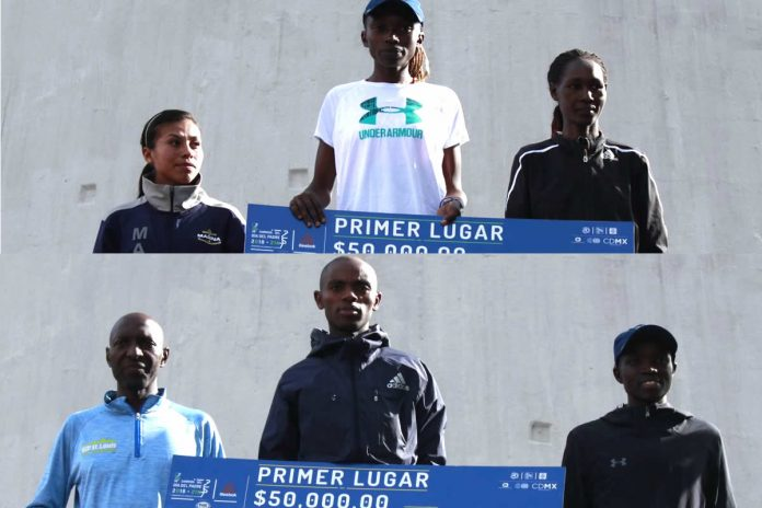 ganadores 21k medio maraton del dia del padre