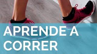 Antes de correr, para y aprende a correr.