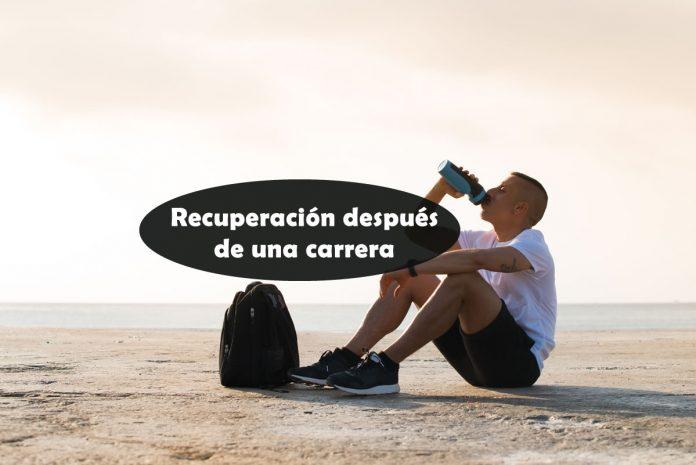 recuperación carrera