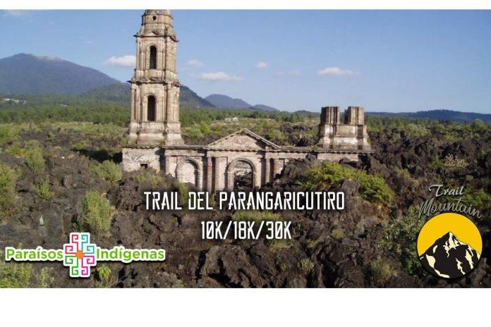 Trail del Parangaricutiro 10k18k 30k