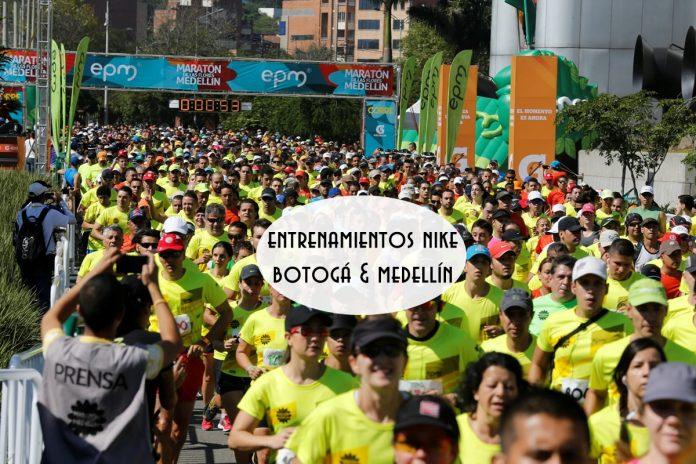 entrenamientos maraton de medellin