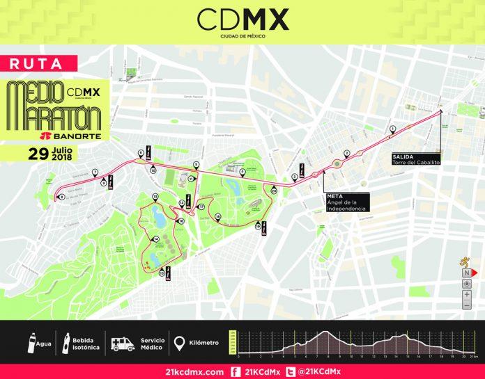 ruta 21k cdmx