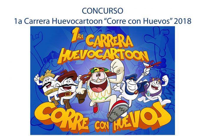 CARRERA HUEVOCARTOON