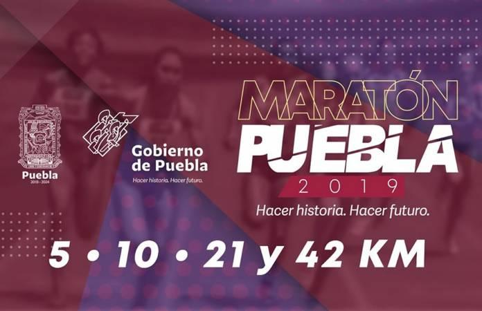 Maratón de Puebla 2019