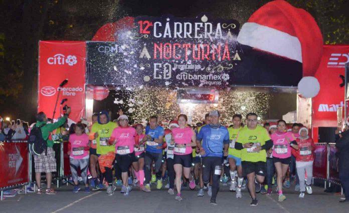 Carrera Nocturna 10k Emoción Deportiva