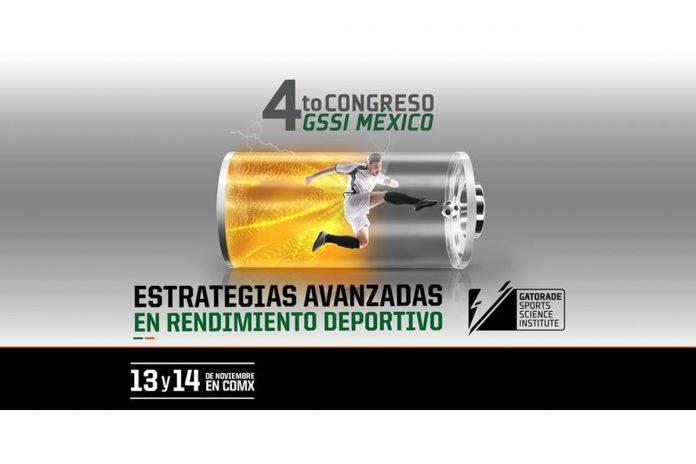 Congreso GSSI México, organizado por Gatorade México