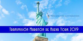 Transmisión Maratón de Nueva York