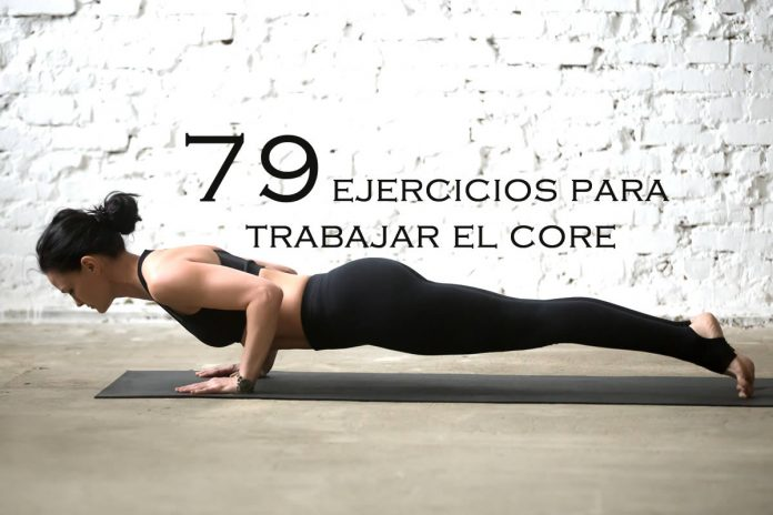 ejercicios core abdomen