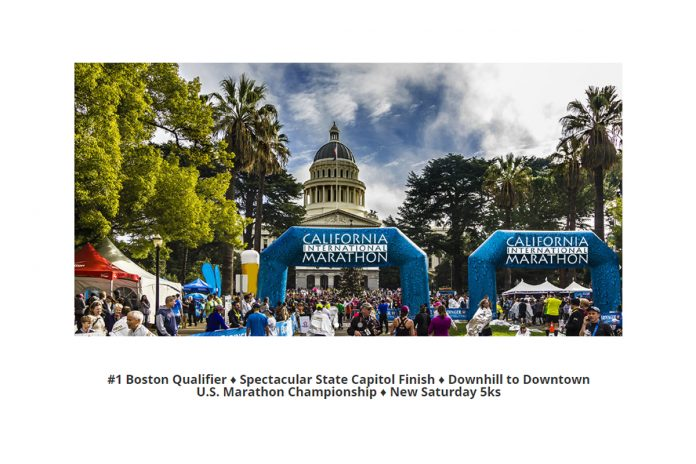maraton internaciona de california