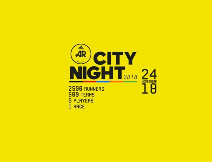 ADIDAS RUNNERS CITY NIGHT