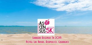 Carrera Ascensus 5k 2019