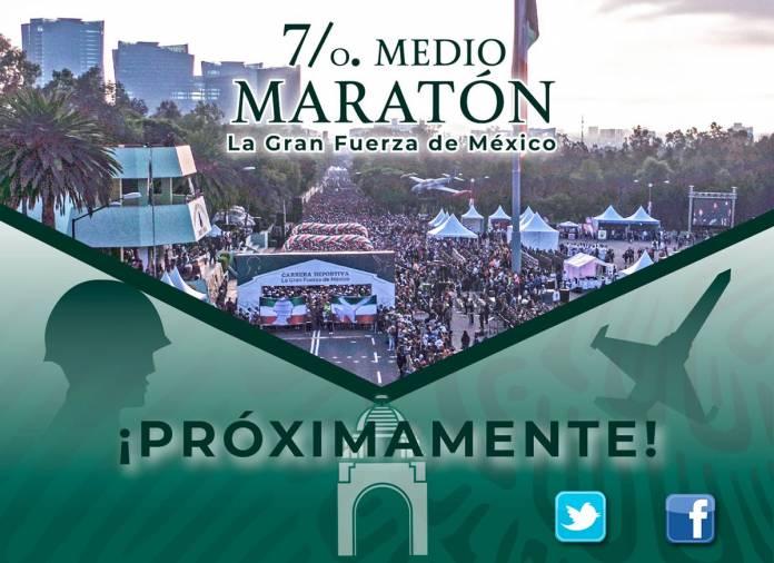 Medio Maratón La Gran Fuerza de México 2019
