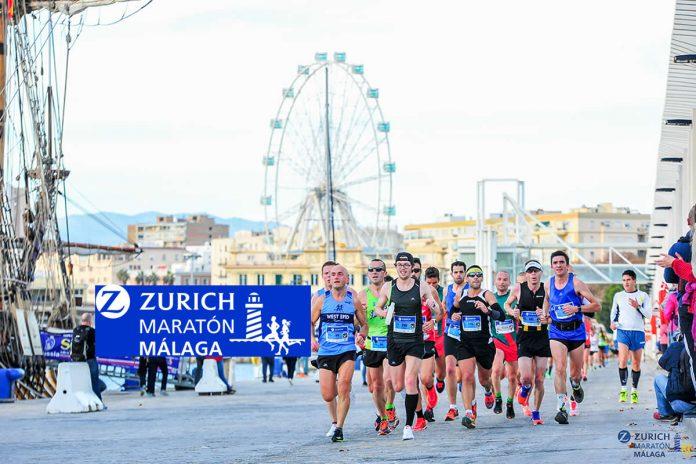 Zurich Maratón Malaga 2019
