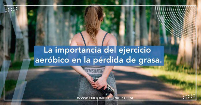 ejercicio aeróbico perder peso