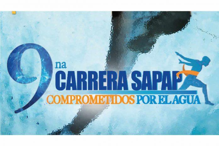 9A CARRERA SAPAP COMPROMETIDOS POR EL AGUA