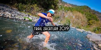 Carrera trail zacatlán 2019