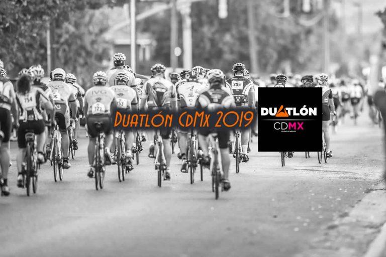 Duatlón de la Ciudad de México 2019, corre y pedalea en Chapultepec