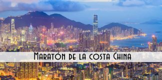 Maratón de la costa China