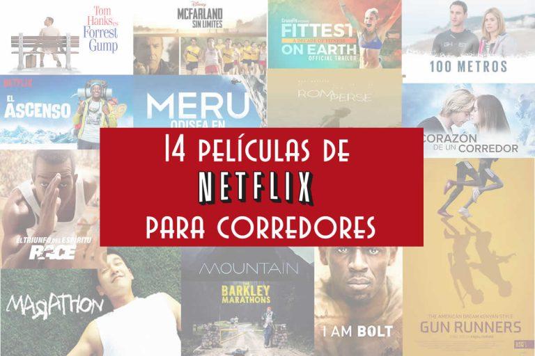 14 películas para corredores en Netflix