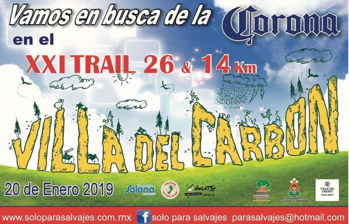 TRAIL VILLA DEL CARBÓN