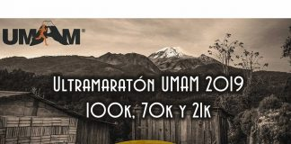 Ultra Maratón UMAM 2019
