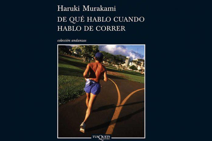 libro De qué hablo cuando hablo de correr