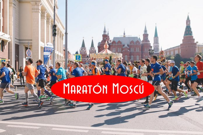 maraton moscú