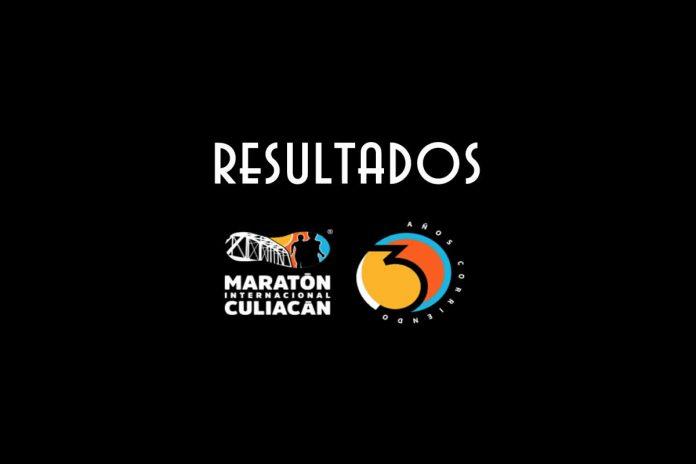 resultados maratón culiacan 2019