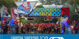 La carrera Superman 2019