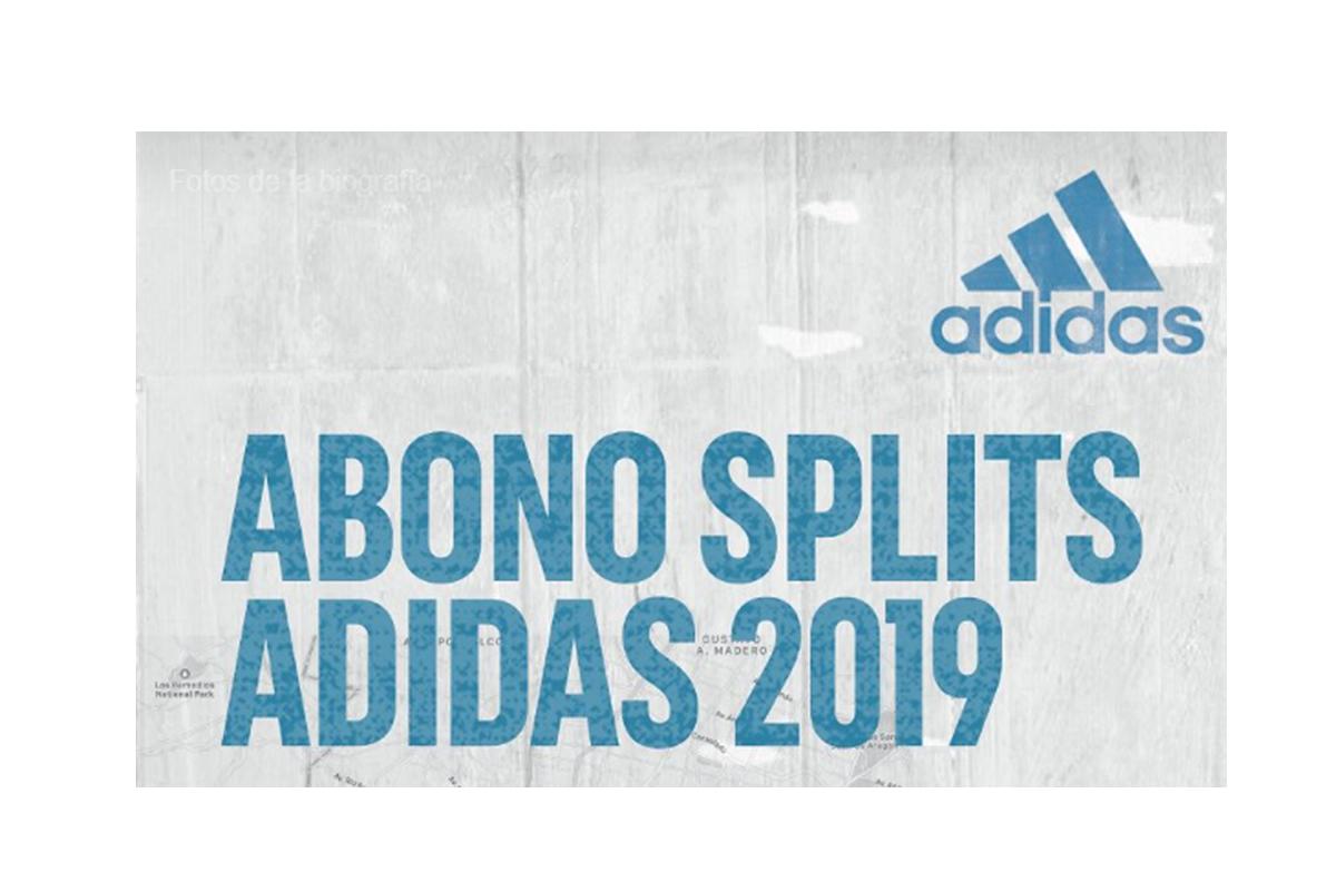 Splits adidas 2019