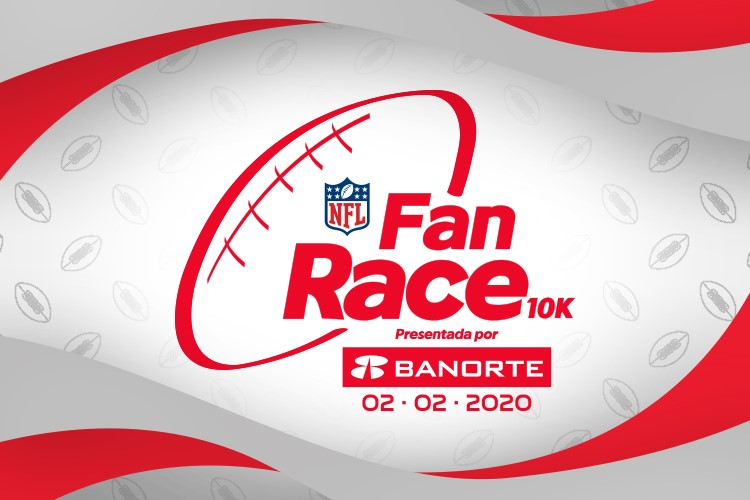 Carrera NFL Fan Race Monterrey 2020