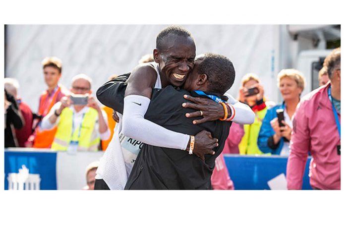 Kipchoge preparado para el récord ruta en el Maratón de Londres