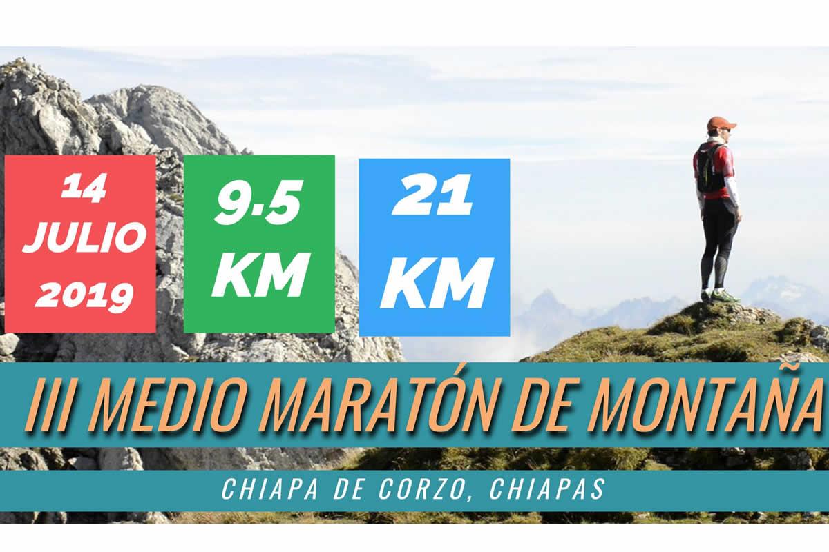 Medio Maratón de Montaña Chiapa de Corzo 2019
