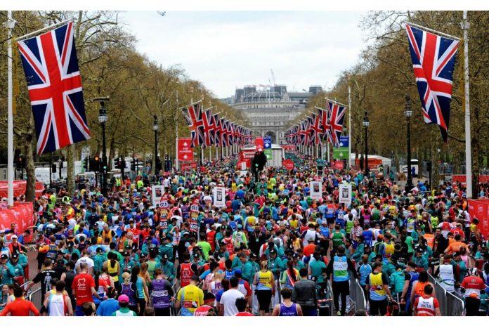 Números récord para correr mañana maratón de Londres