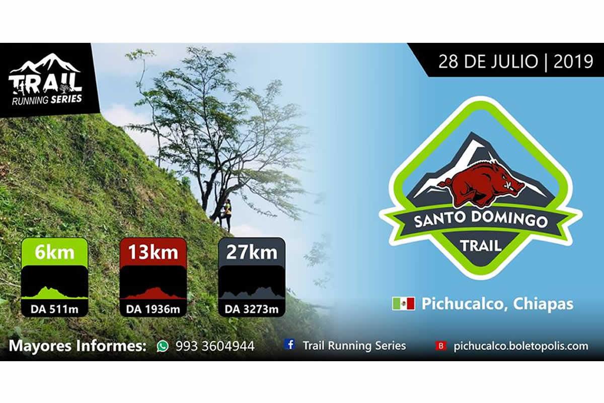 Santo Domingo Trail 2019