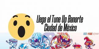 Tune Up Banorte Ciudad de México