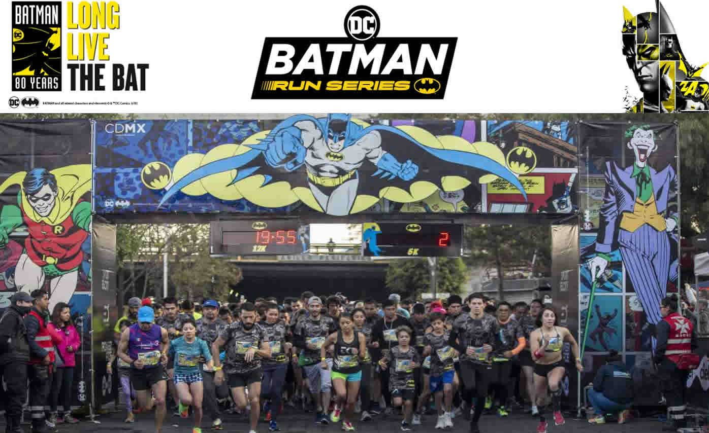 Batman Run Series