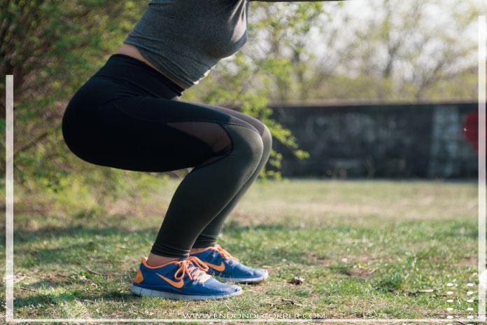 Las sentadillas ideales para quemar las calorías al máximo y mejorar como corredor