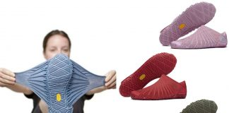 Vibram Furoshiki The Wrapping