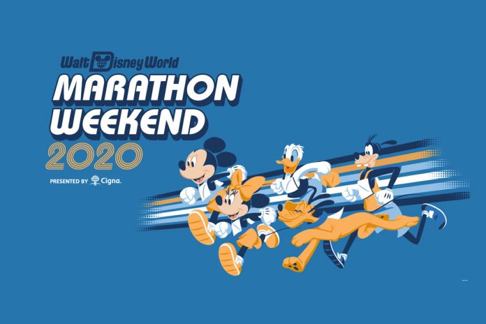 Walt Disney World Marathon Weekend 2020