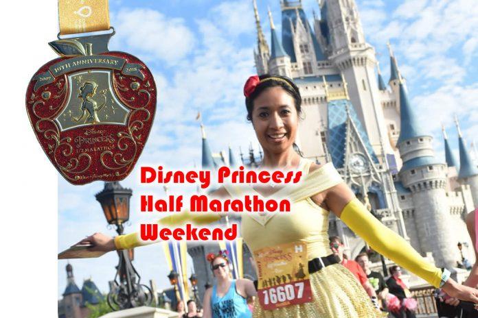 Disney Princess Half Marathon Weekend
